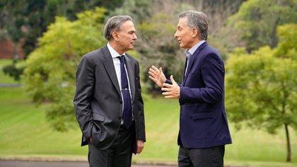 Macri y Pichetto son los candidatos de Juntos por el Cambio