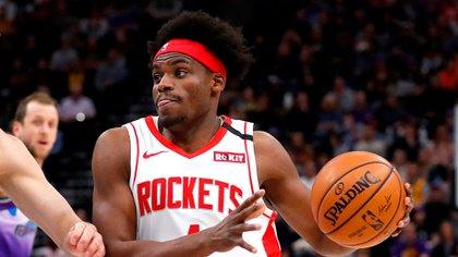 Danuel House fue expulsado de la burbuja de la NBA en Orlando (Reuters)