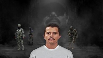 """""""El Mencho"""" y """"El Mayo"""" son dos de los narcotraficantes más buscados por México y Estados Unidos (Fotoarte: Jovani Silva/Infobae)"""