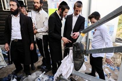 इजरायल में त्रासदी में लगभग 50 लोग मारे गए