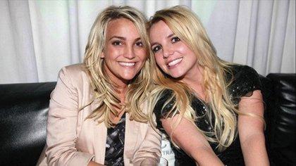 Jamie Spears, su hermana, es su gran contención (Foto: Twitter @EstaALaVista)