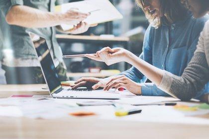 La búsqueda a través de bases de datos es una buena herramienta para implementar a la hora de pensar un estudio de mercado (Shutterstock)