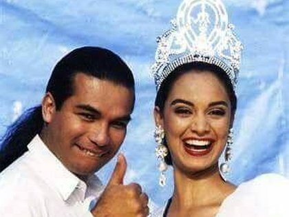 Lupita Jones se unió a Miss Universo en 1991, convirtiéndose en la primera mexicana en recibir su título honorífico (Foto: Archivo)