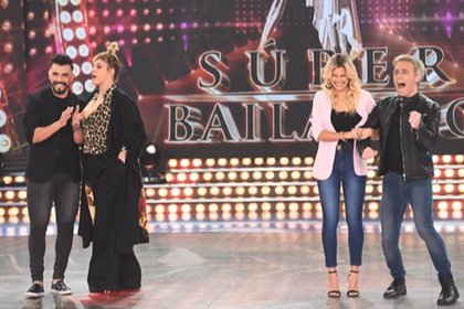 Leticia Bredice, Fernando Bertona cayeron ante Ailén Bechara y Cae en la votación telefónica (Foto: LaFlia)