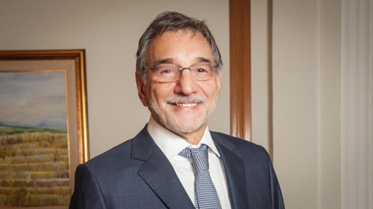 Aldo Navilli, presidente de la empresa Molino Cañuelas