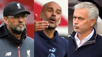 Jürgen Klopp y José Mourinho fueron quienes se fastidiaron por la decisión del TAS