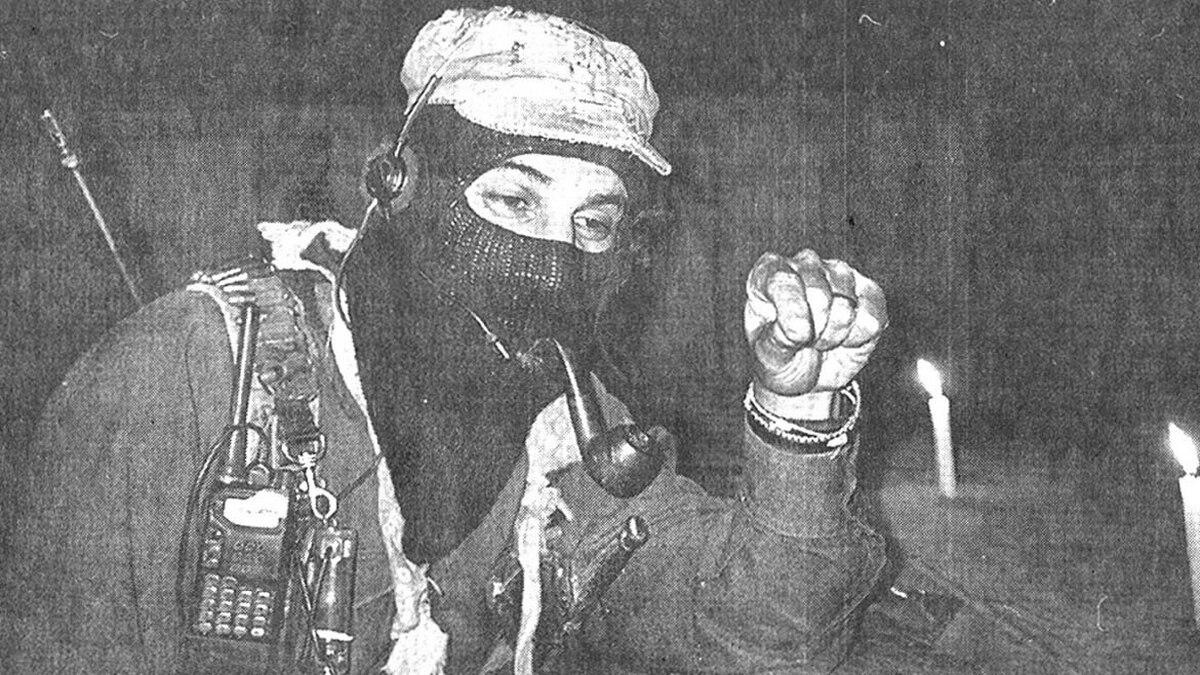 Histórico A Los Abandona El Marcos Infobae Subcomandante Zapatistas N8vmy0Onw