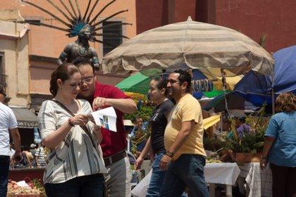 Más de 1,200 establecimientos han solicitado la revisión para obtener el sello Foto: Demian Chavez/Cuartoscuro