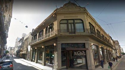 Bar El Cairo, de Rosario