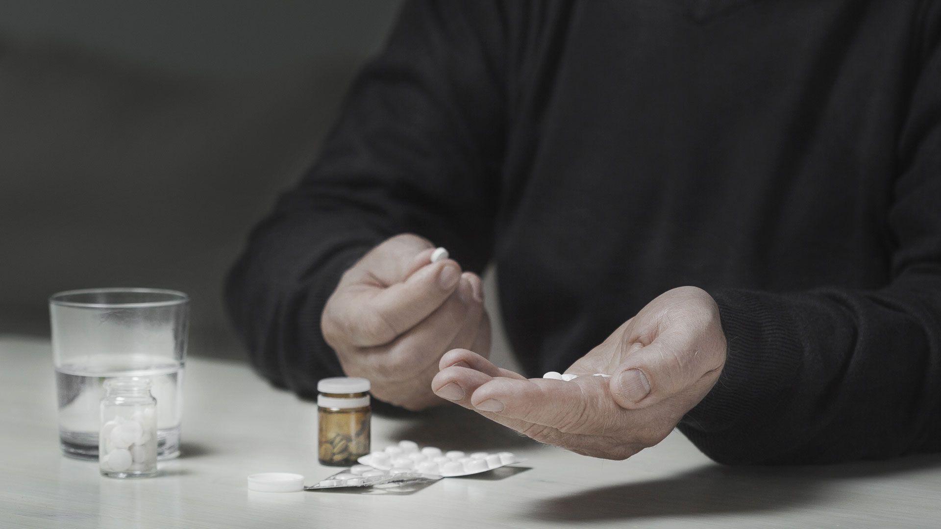Distintos estudios con antidepresivos observaron resultados alentadores en distintas enfermedades - Shutterstock