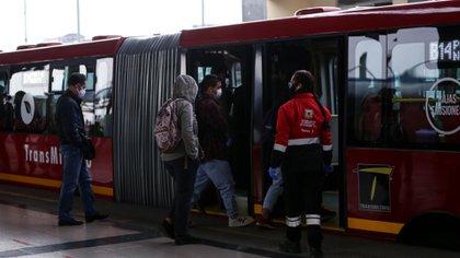 Bogotá tiene la flota más grande adjudicada del mundo en buses eléctricos, fuera de China. Vía: Colprensa