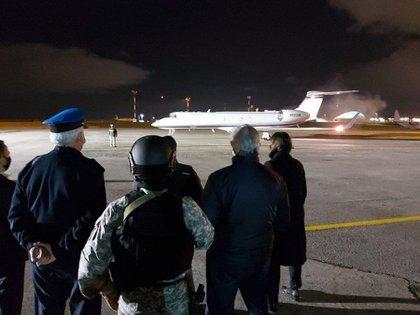 En 2017, Uruguay aceptó el pedido de extradición de Estados Unidos.