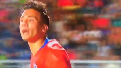 Nicolás Díaz agredió a Pablo Bonilla