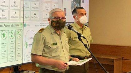 Ricardo Yáñez asumió el cargo tras la destitución del general Mario Rozas, quien lideró la policía chilena durante los meses del estallido social de Chile, misma época en la que Yáñez ejercía el cargo de Jefe Nacional de la Dirección de Orden Público