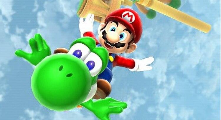 Es la segunda edición de Super Mario Galaxy.