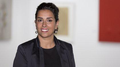 """Laura Bardier, directora de """"Este Arte"""", que se presenta en el Centro de Convenciones de Punta del Este"""