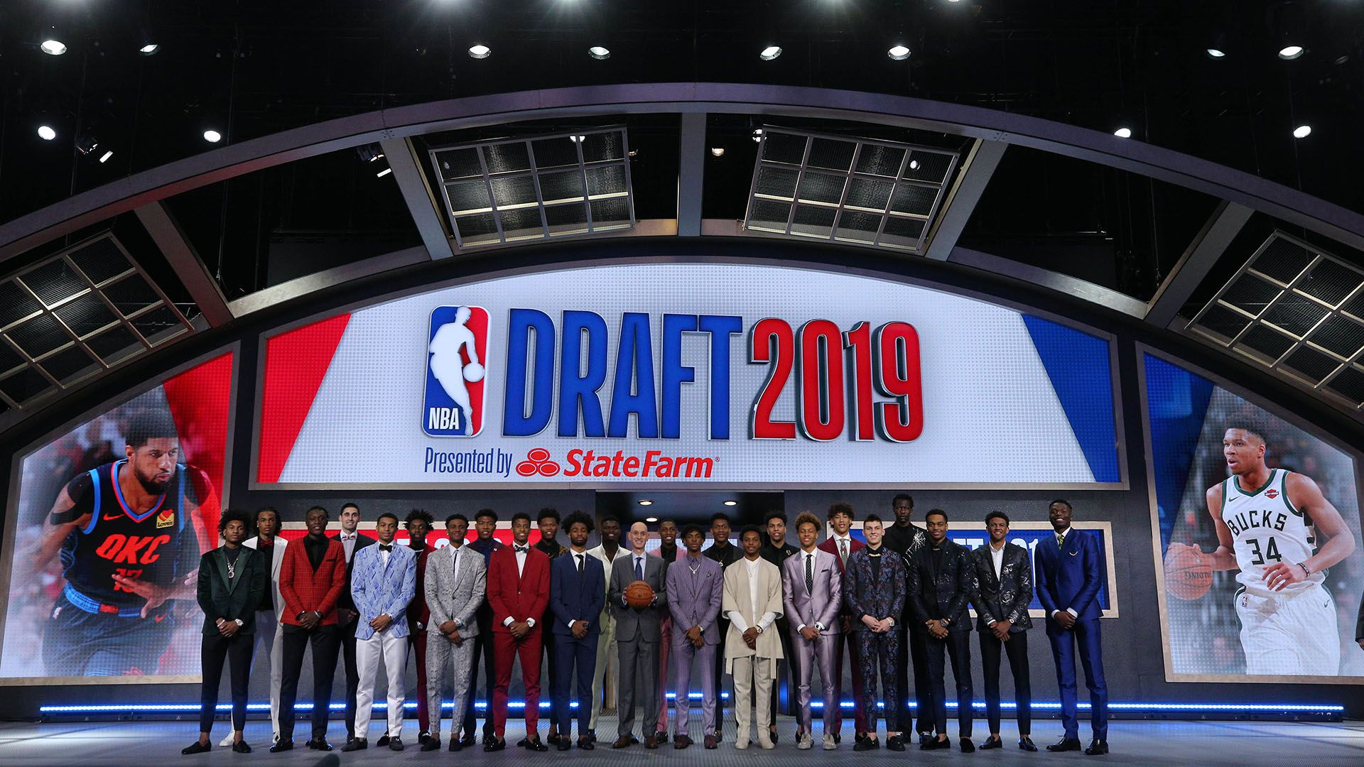 La NBA elige a sus futuras figuras en la noche del draft (USA TODAY Sports)
