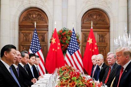 EEUU acusó a la OMS de haber encubierto la difusión de información errónea de China sobre el coronavirus (REUTERS/Kevin Lamarque/File Photo)