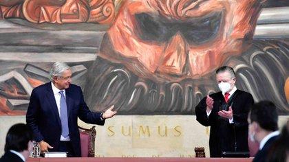"""La advertencia del PAN sobre la ampliación del mandato de Arturo Zaldívar: """"es otra tentación reeleccionista de este gobierno"""""""