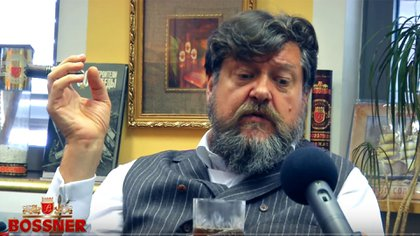 Loskutnikov, el año pasado, en una entrevista en su propio canal de Youtube.