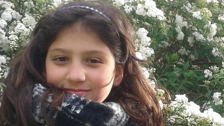 Abril Caballé desapareció el miércoles en Punta Indio