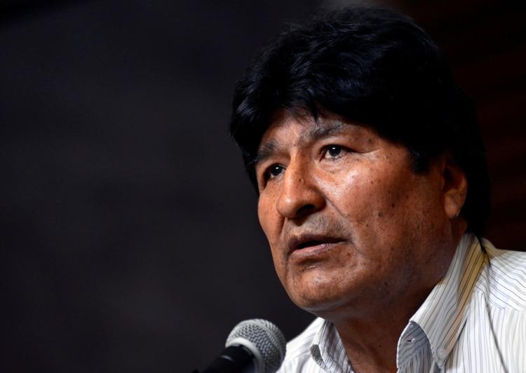 El ex presidente boliviano Evo Morales (REUTERS/Mario De Fina/archivo)