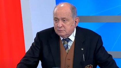 Samuel Chiche Gelblung tiene 76 años