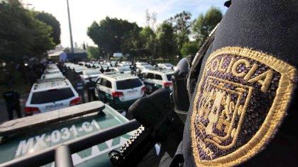 La Procuraduría General de Justicia de la Ciudad de México confirmó la detención de un piolicía que abusó sexualmente de una mujer en el Ministerio Público  (Foto: @SSP_CDMX)