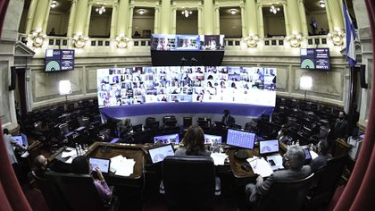 La norma fue sancionada por el Senado en julio pasado. (Foto: Sofía Areco/Comunicación Senado)