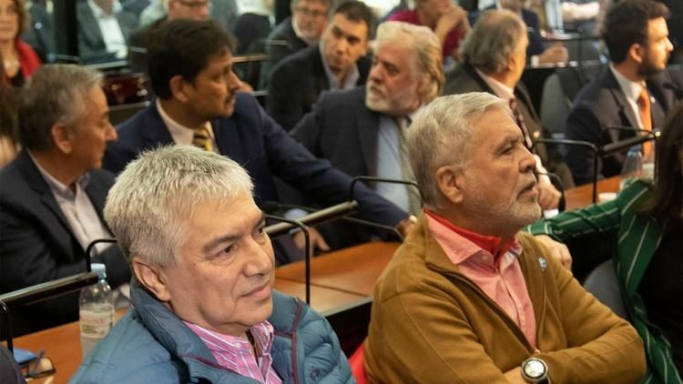 Báez y De Vido, otros dos acusados