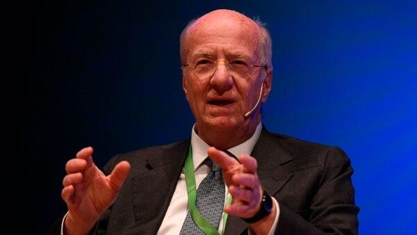Paolo Rocca, presidente de Techint (Maximiliano Luna)