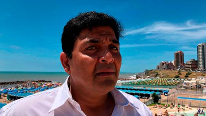 Actualmente Acuña vive en Mar del Plata