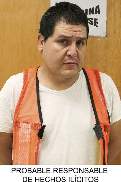 Gildardo López Astudillo, señalado de estar involucrado en la desaparición de los 43 normalistas de Ayotzinapa. (FOTO: PGR /CUARTOSCURO)