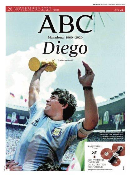 ABC, España.