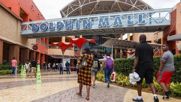 Vicente Solano tenía como objetivo el Dolphin Mall de Miami
