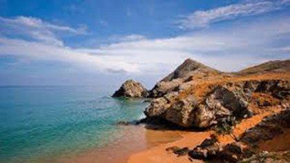 Cabo de la Vela es uno de los destinos turísticos más apetecidos en Colombia por sus paradisiacas playas.