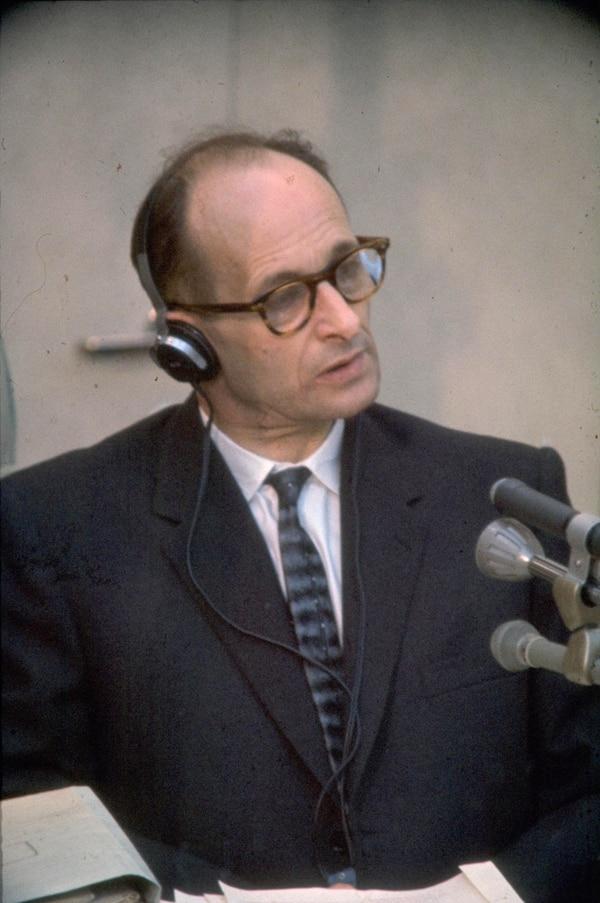 El criminal nazi fue condenado a la horca