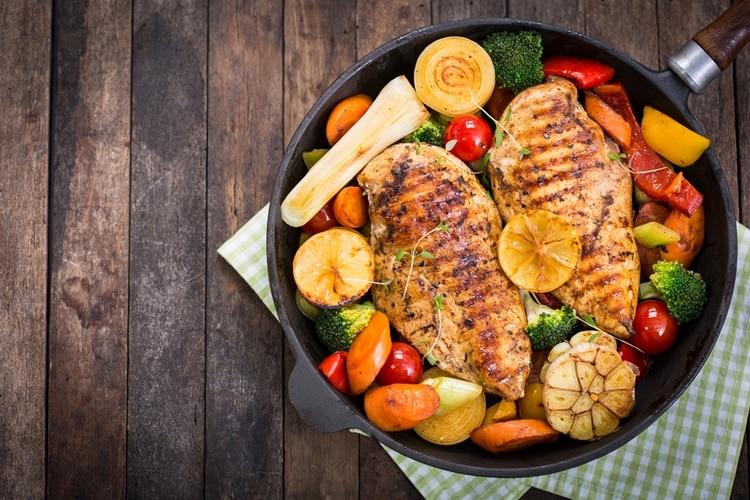 Ideas y recetas imperdibles para cocinar un día y que sobre comida ...