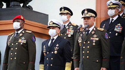 La Fuerza Armada Nacional Bolivariana no se pronuncia ante la evidente presencia de la guerrilla
