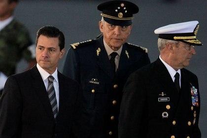 Otros cinco generales mexicanos retirados están bajo investigación (Foto: Reuters / Daniel Becerril)