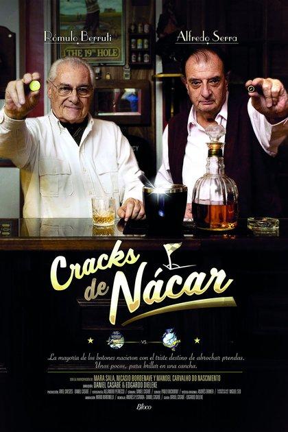 """Con Rómulo Berruti en """"Cracks de nácar"""", una película de su hijo del corazón Daniel Casabé sobre su pasión de los sábados: el fútbol de botones"""