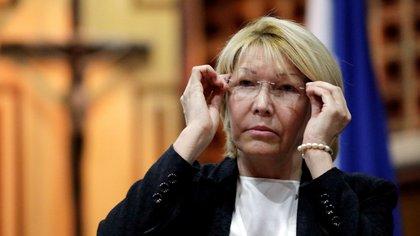 Luisa Ortega (REUTERS)