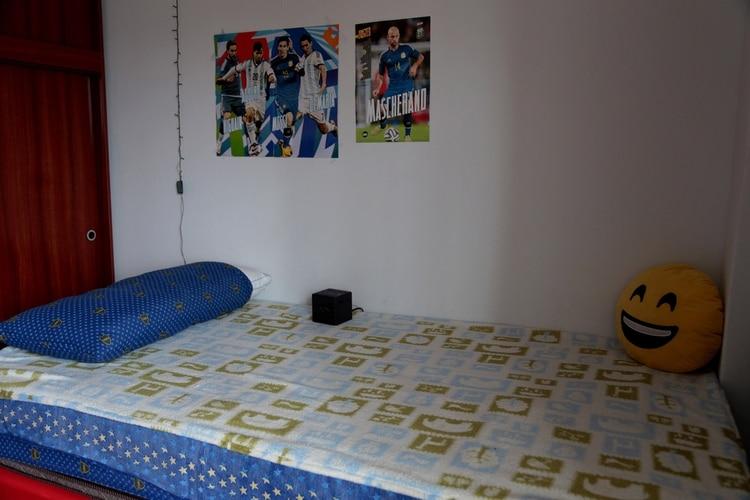 La habitación de J.