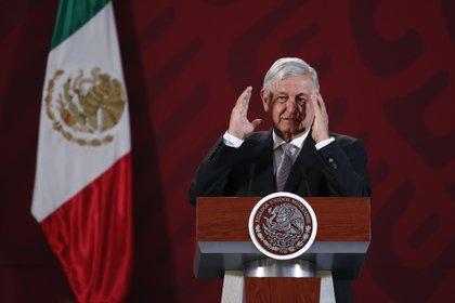 """La iniciativa fue criticada por la oposición por tener el sello del gobierno de AMLO con respecto a una supuesta """"concentración de poder"""" (Foto: José Méndez/ EFE)"""