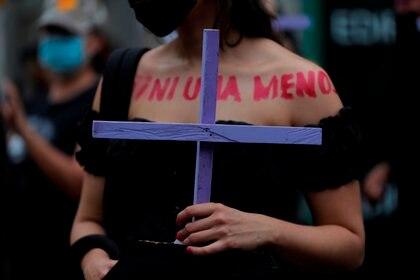 El delito de violencia familiar se deberá perseguir de oficio cuando se reforme en San Lázaro el Código Penal Federal (Foto: Bienvenido Velasco/ EFE)