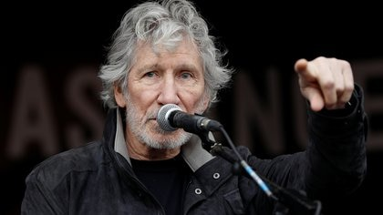 Roger Waters también mostró su apoyo a los colombianos en medio del Paro Nacional
