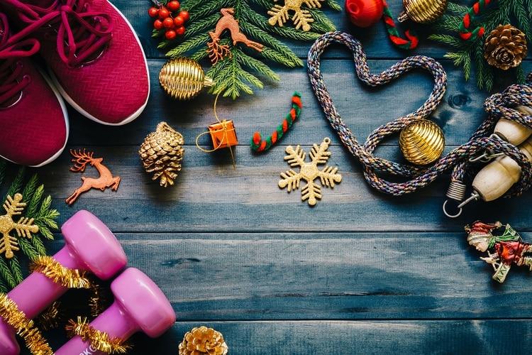El ejercicio aeróbico es importante para mantener una vida saludable, incluido en el período de fin de año (Shutterstock)