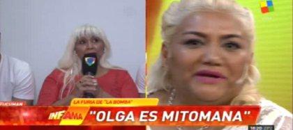 "La respuesta de Gladys ""La bomba Tucumana"" a su hermana"
