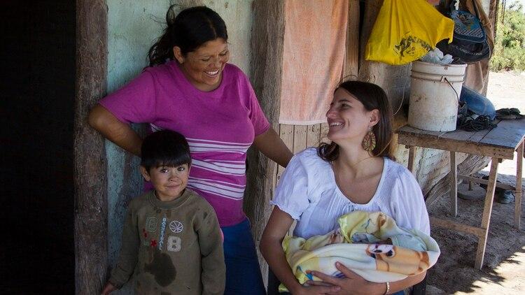 Catalina en Añatuya, Santiago del Estero(Mercedes Noriega)