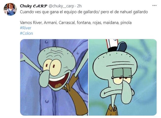 Memes Nahuel Gallardo